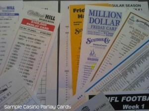 How to Make NFL Parlay Cards