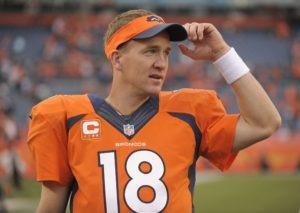 Peyton Manning Betting