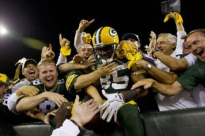 Green Bay Packers Wagering