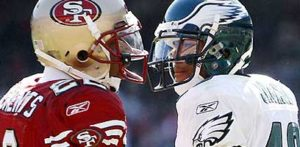Eagles 49ers Week 4
