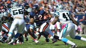 NFL Week 5 Bears Panthers