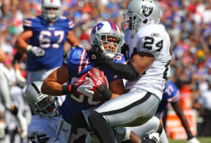 Bills Raiders NFL Betting