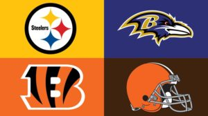 AFC North Betting Odds