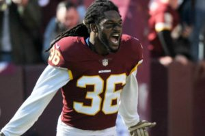 D.J. Swearinger Washington Redskins