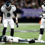 Alshon Jeffery Tip Philadelphia Eagles Superbowl