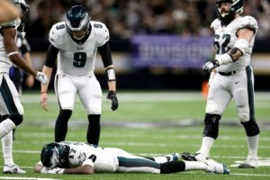 Alshon Jeffery Tip Philadelphia Eagles Superbowl