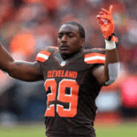 Duke Johnson Cleveland Browns