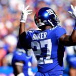 NY Giants Deandre Baker