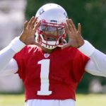 Cam Newton Patriots News