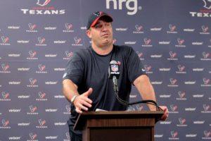 Houston Texans Fire Bill Obrien