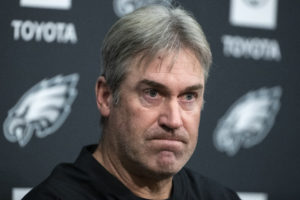 Philadelphia Eagles Fire Doug Pederson