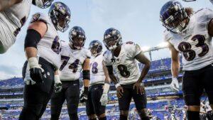 Ravens Plan Offense Odds